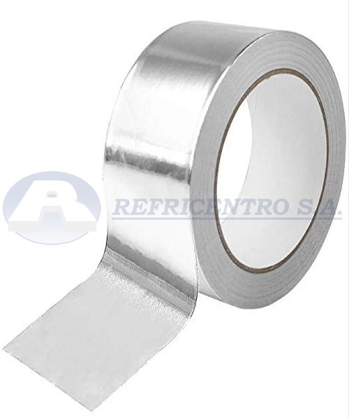 Cinta Aluminio 50 mm x 30 mts