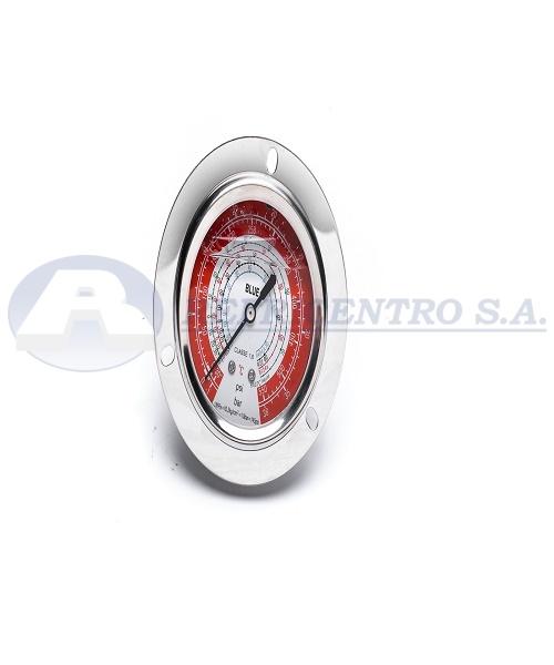 Manómetro de alta 500A  1/4″