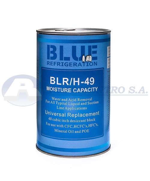 Briqueta Humedad y Acidez H-49