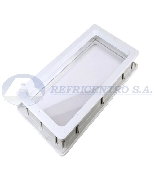 Termo-panel 12″ x 24″ Blanco