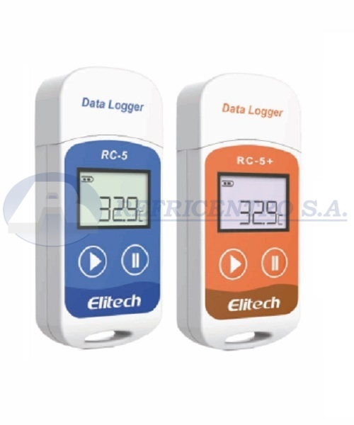 Data logger RC 5
