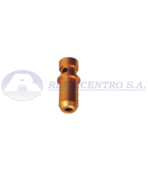 Racor Conector macho
