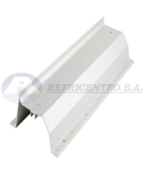 Perfil Aluminio Omega